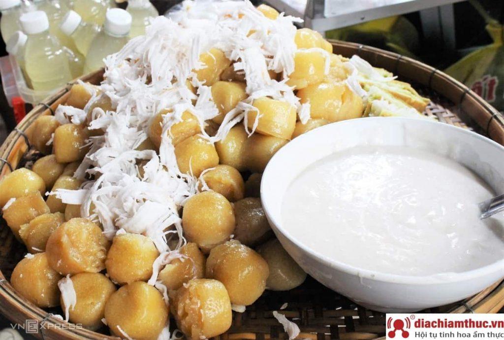 Dừa sáp dầm thốt nốt
