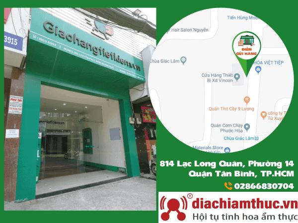 Giao hàng tiết kiệm ở Tân Bình