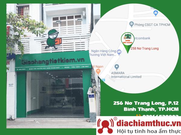 Giao hàng tiết kiệm ở quận Bình Thạnh