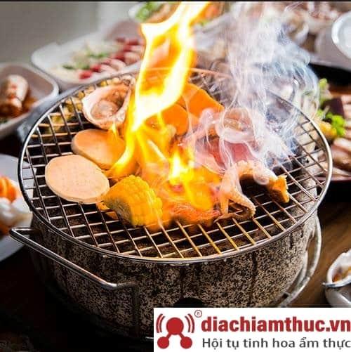 Góc Phố BBQ Hàn Quốc