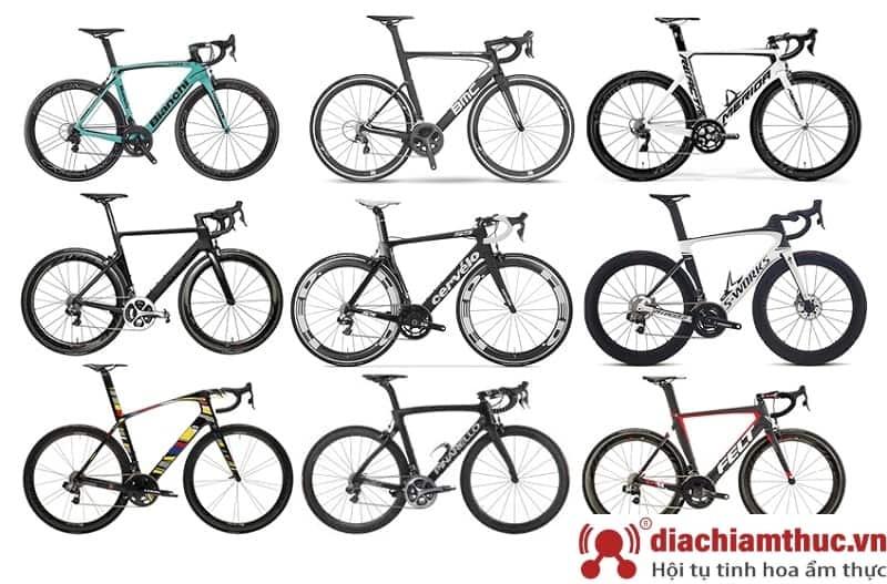 Hãng thương hiệu xe đạp nổi tiếng hiện nay