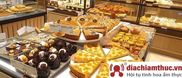 Hệ thống cửa hàng bánh kem Tous les Jours