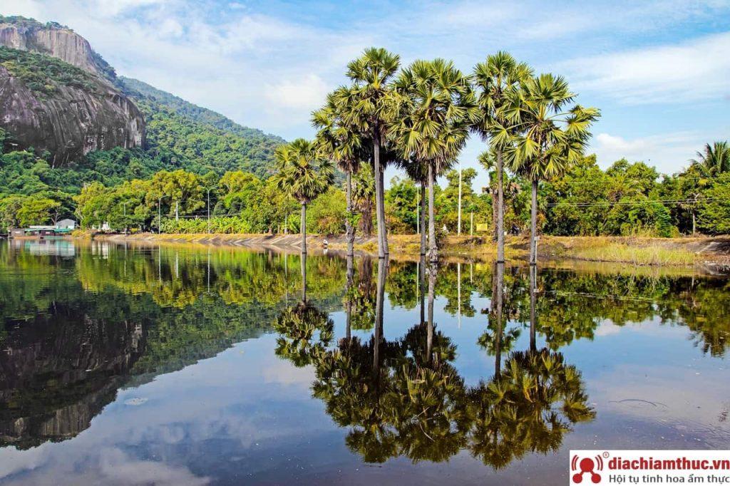 Hồ Soài So - Du lịch
