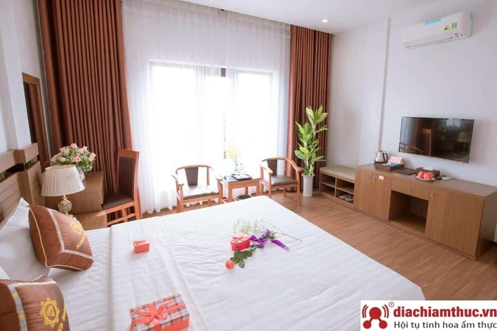 Khách sạn Diamond Ninh Bình
