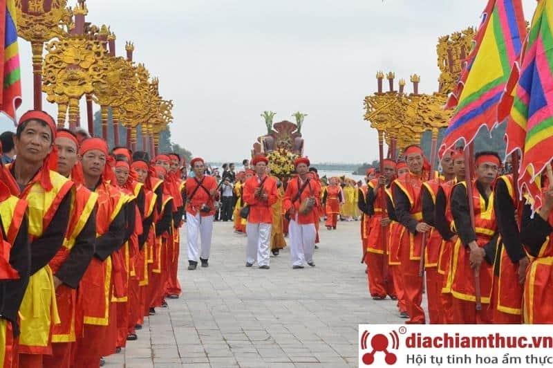 Khai hội chùa Tam Chúc