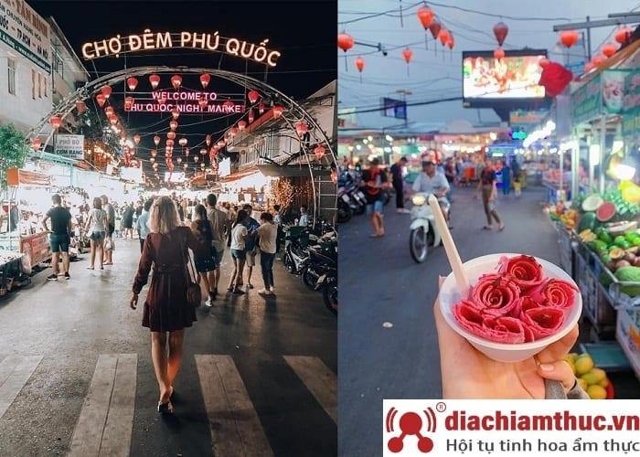 Khám phá các khu chợ đêm Phú Quốc
