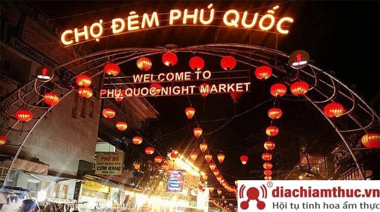 Khám phá chợ đêm Phú Quốc