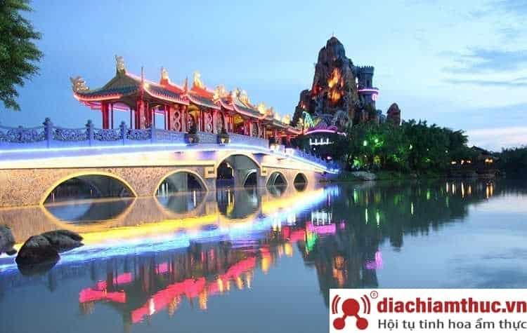 Khu du lịch Long Điền Sơn
