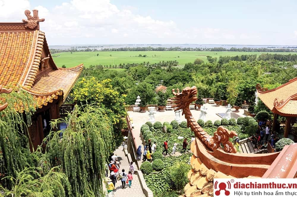 Khu du lịch núi Sam - An Giang