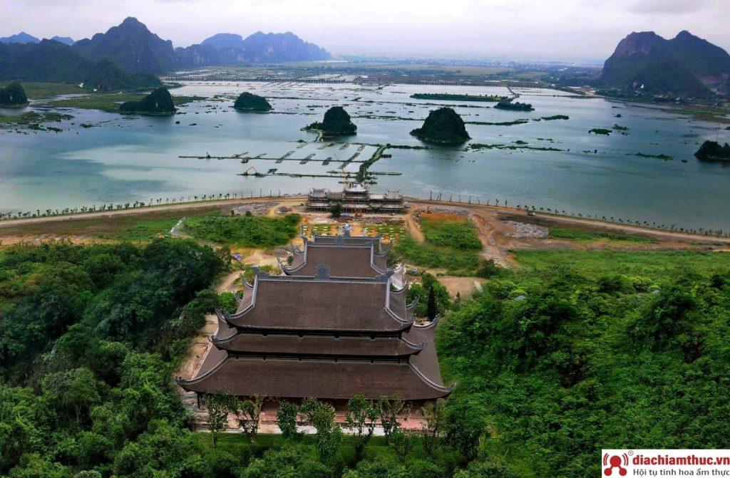 Lịch sử hình thành của chùa Tam Chúc