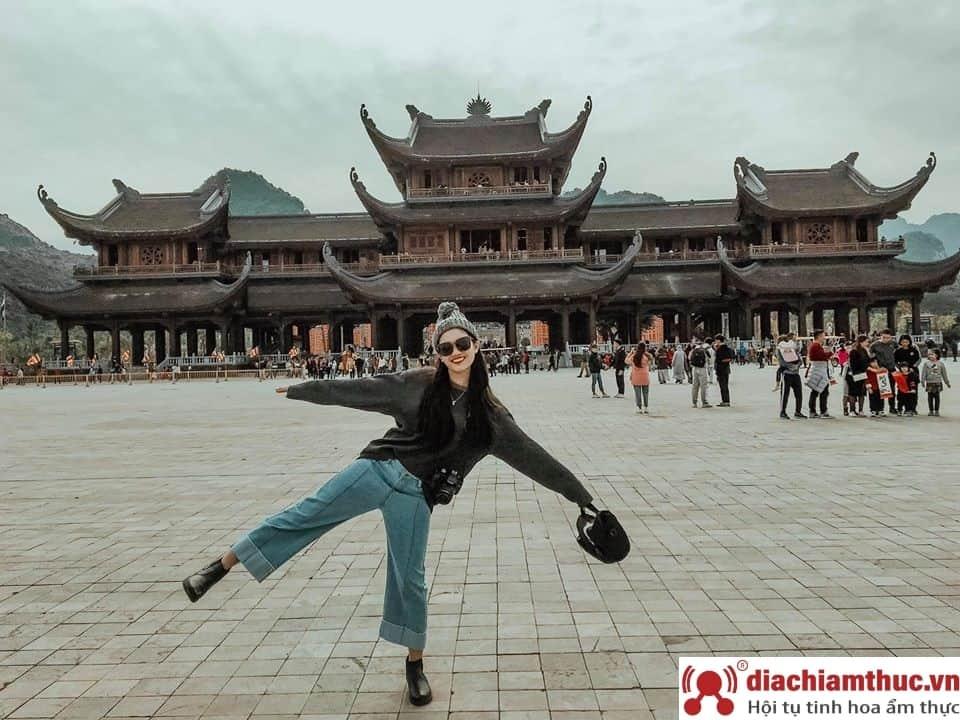Một số lưu ý khi du lịch chùa Tam Chúc