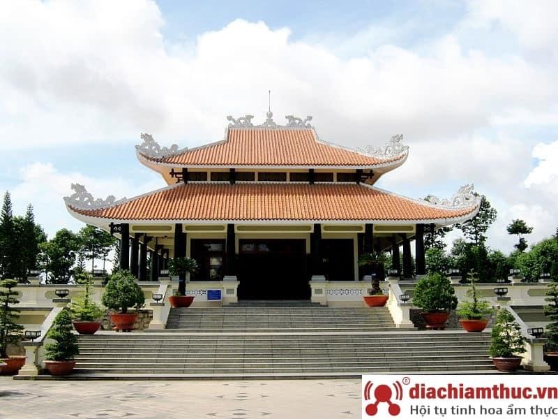 Nhà lưu niệm Tôn Đức Thắng
