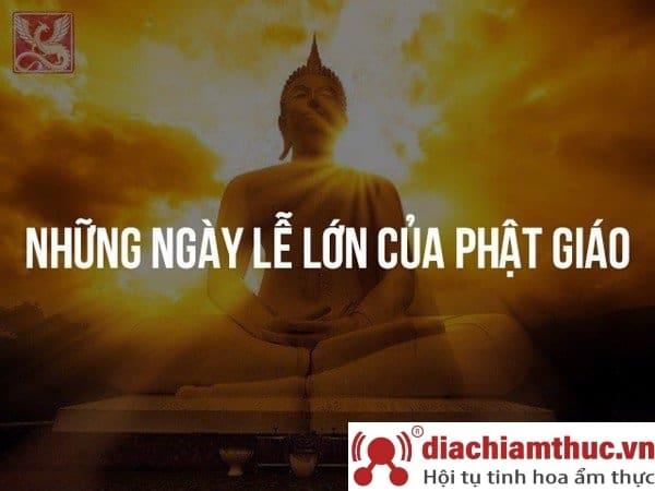 Những ngày lễ của Phật Giáo