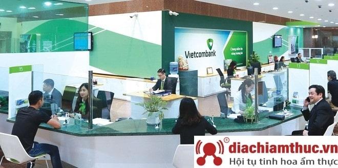 Phòng giao dịch Vietcombank Quận 3