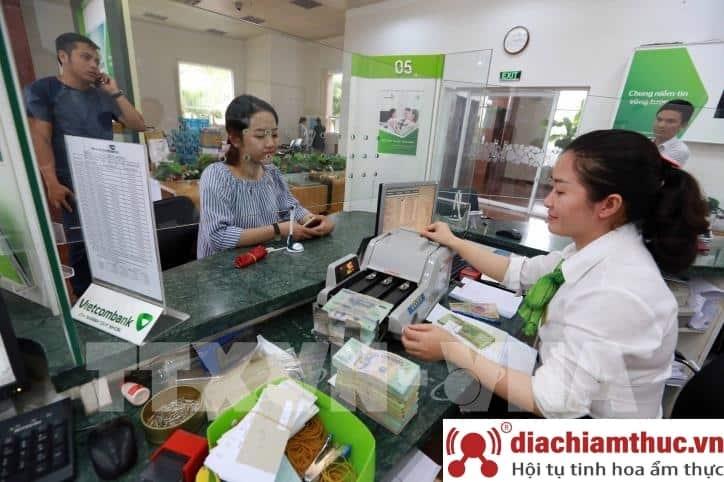 Phòng giao dịch Vietcombank Quận khác