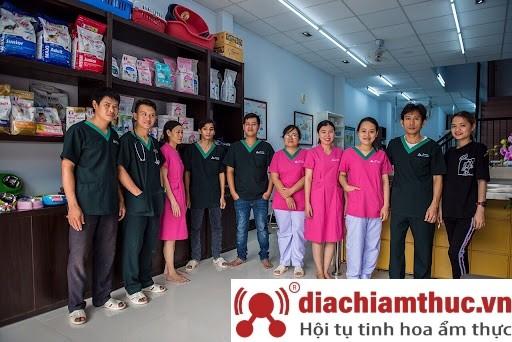 Phòng khám thú y uy tín nhất gần đây ở quận Phú Nhuận