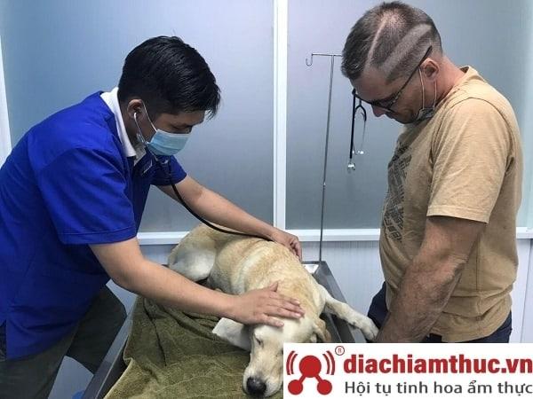 Phòng khám thú y uy tín nhất gần đây ở quận Tân Phú