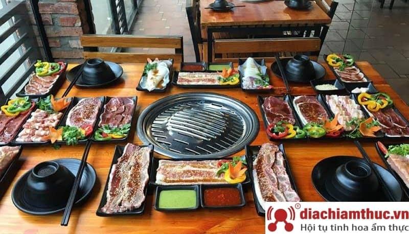 Quán Nướng Buffet Bangkok BBQ