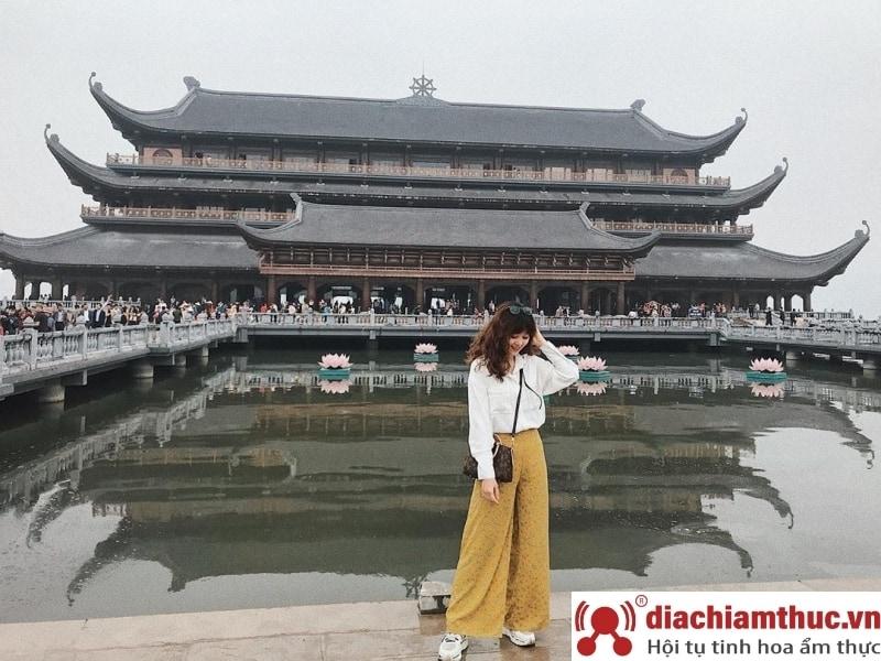 Review đi chùa Tam Chúc