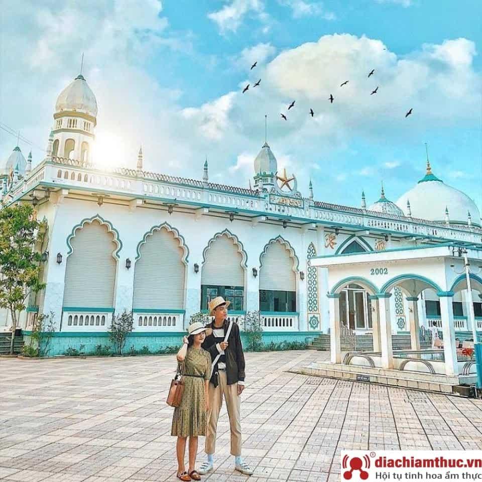 Thánh đường Hồi giáo Jamiul Azhar - AG