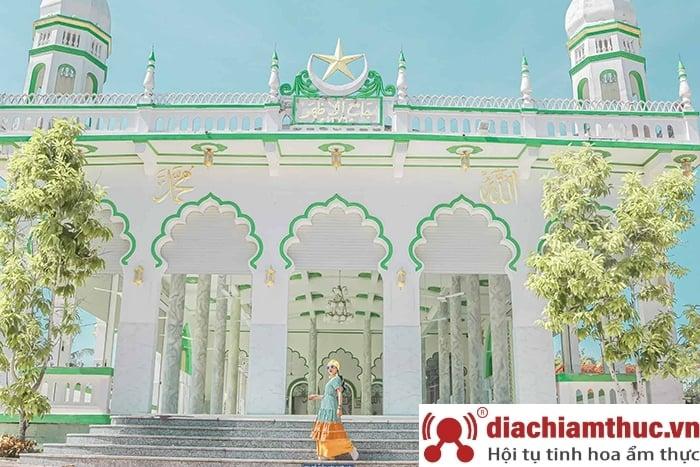 Thánh đường Hồi giáo Jamiul Azhar tại AG