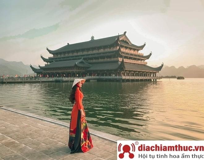 Thời điểm đi chùa Tam Chúc