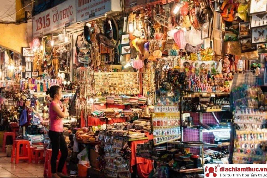 Thời gian hoạt động của Chợ đêm Phú Quốc