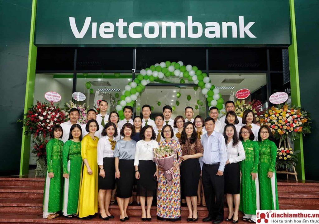 Thông tin tóm tắt ngân hàng Vietcombank