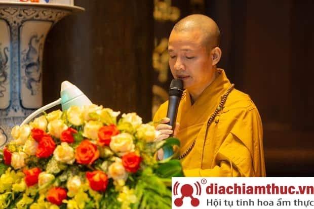 Thượng tọa Thích Minh Quang