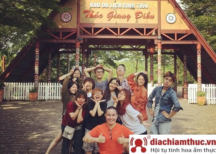 Tổng hợp kinh nghiệm du lịch Thác Giang Điền