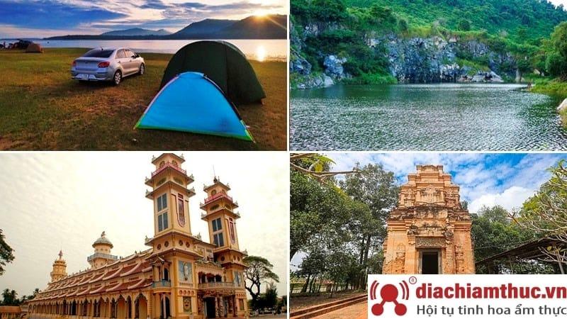 Top địa điểm du lịch Tây Ninh
