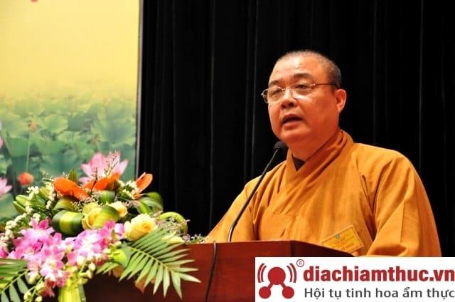 Trụ trì chùa Tam Chúc