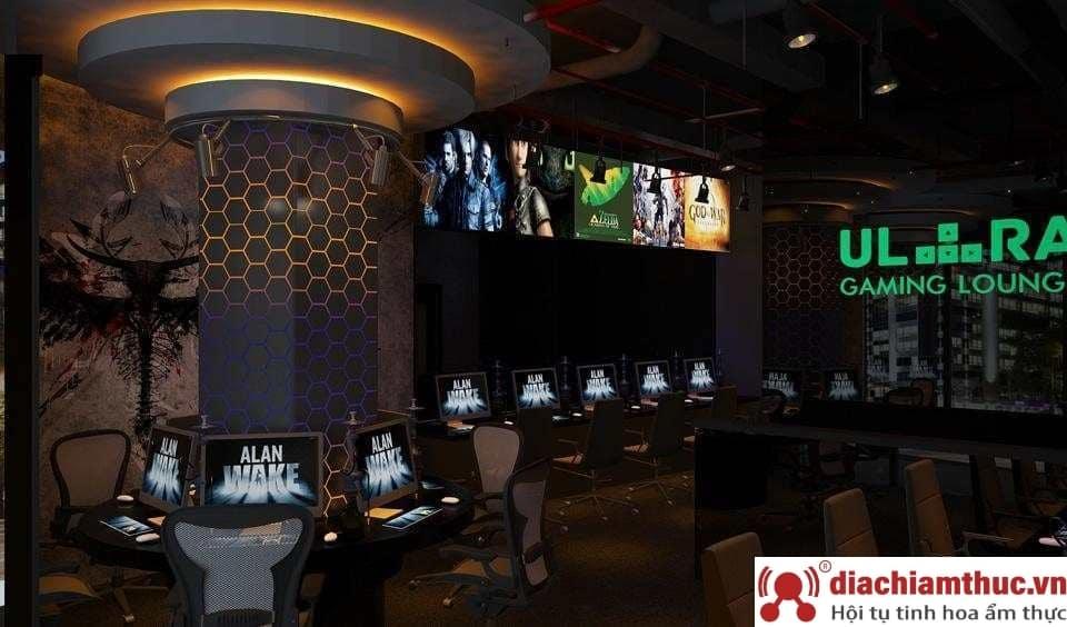 Ultra Gaming Lounge