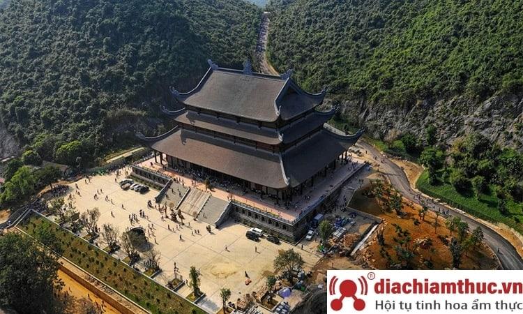 Ý nghĩa hình ảnh chùa Tam Chúc