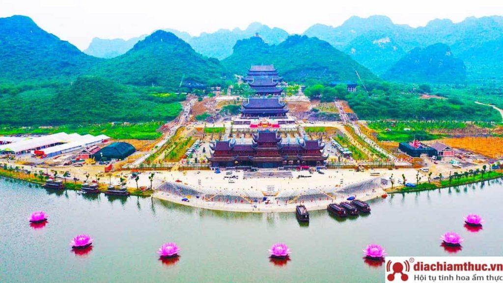 khu du lịch Chùa Tam Chúc – Ba Sao