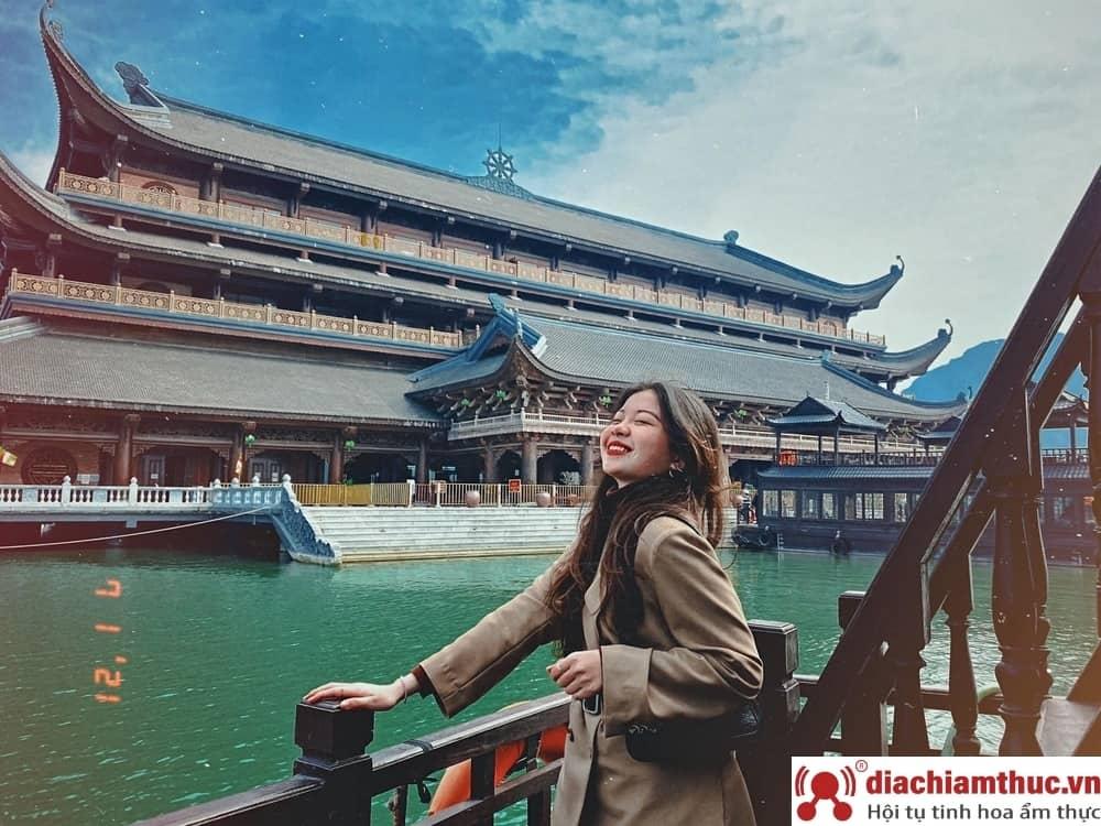 thời điểm đi chùa Tam Chúc đẹp nhất