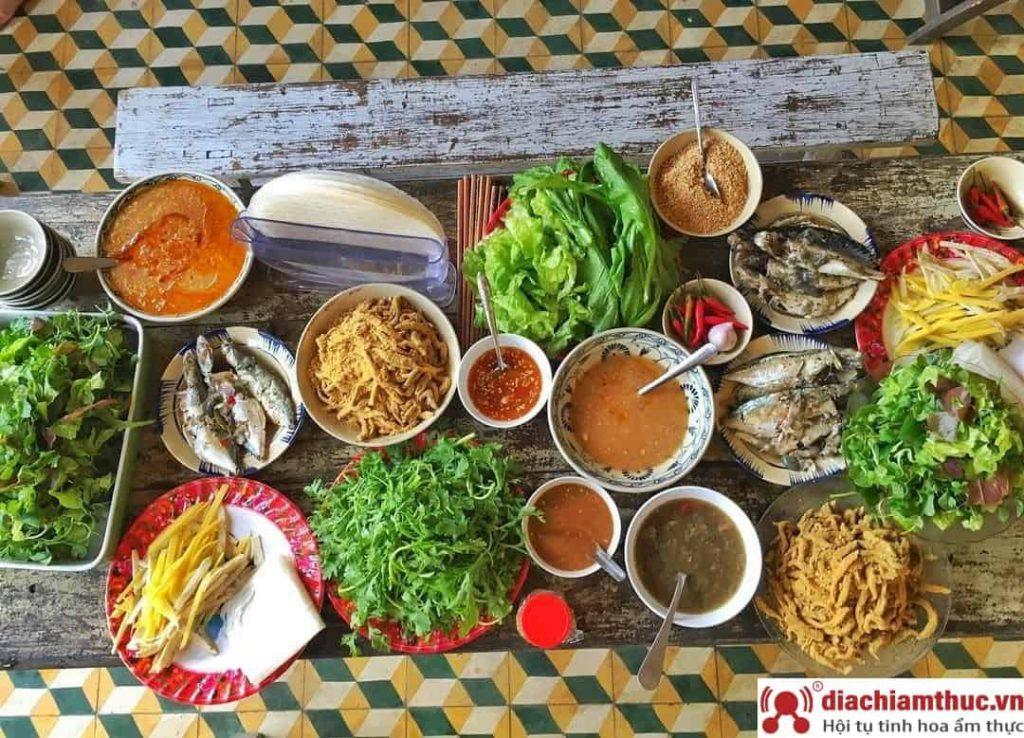 Cách làm món gỏi cá Nam Ô