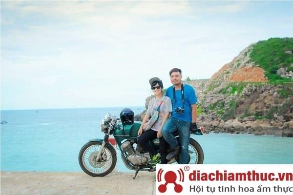 Đi xe đến Sầm Sơn