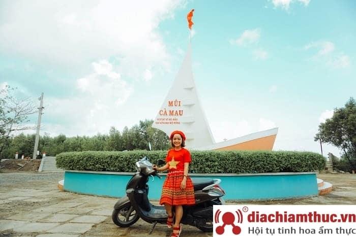 Du lịch Cà Mau đi bằng xe máy