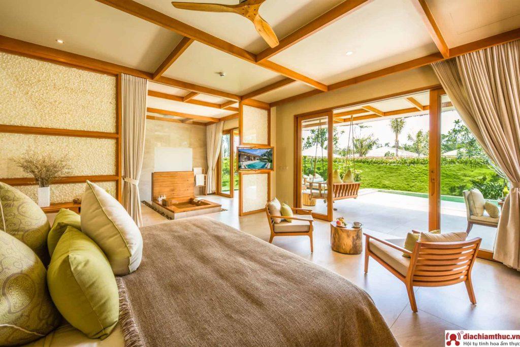 Fusion Resort Phu Quoc đẹp