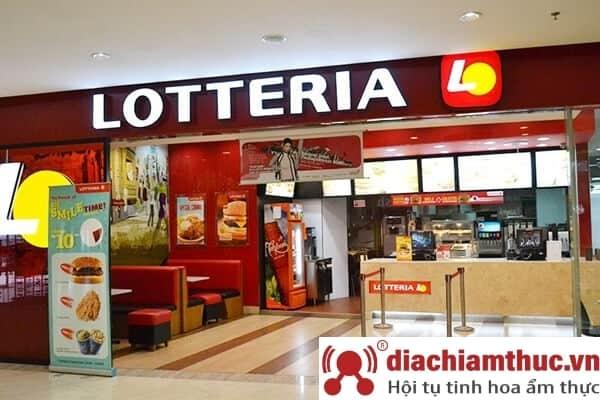 Gà Rán Lotteria