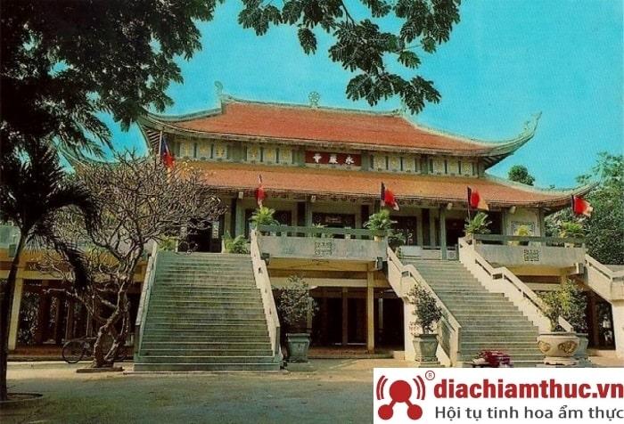 Giới thiệu chùa Hương Tích