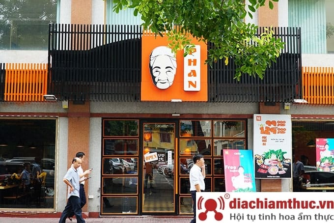 Khám phá thương hiệu Lẩu Phan cực hot