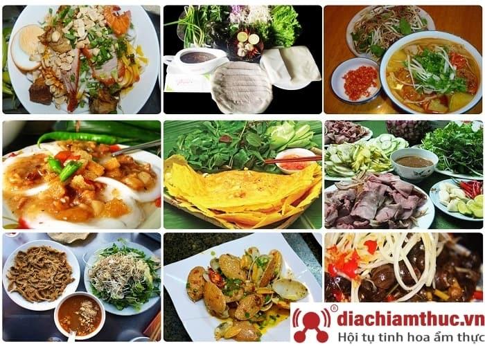 Món ngon Đà Nẵng ăn là nghiện