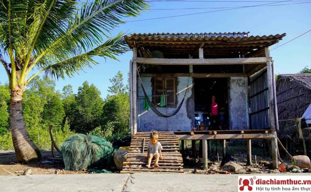Ngủ tại những ngôi nhà nhà không cửa