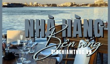 Nhà hàng bên sông