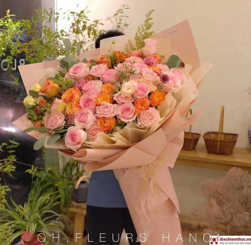 Oh, Fleurs Hà Nội