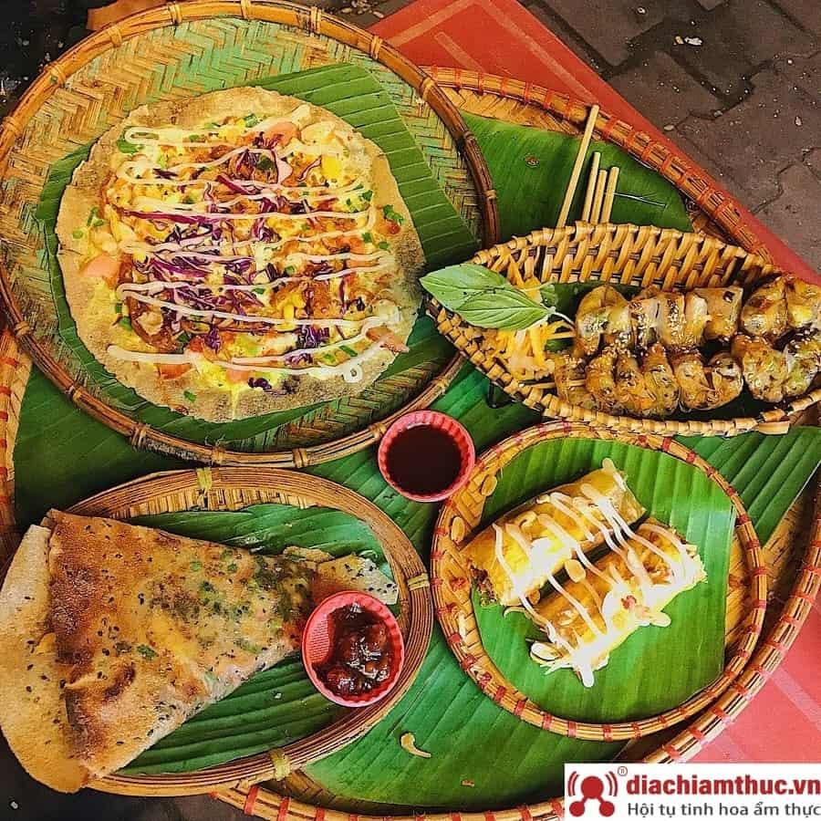 Quán ăn vặt ngon rẻ ở Hóc Môn