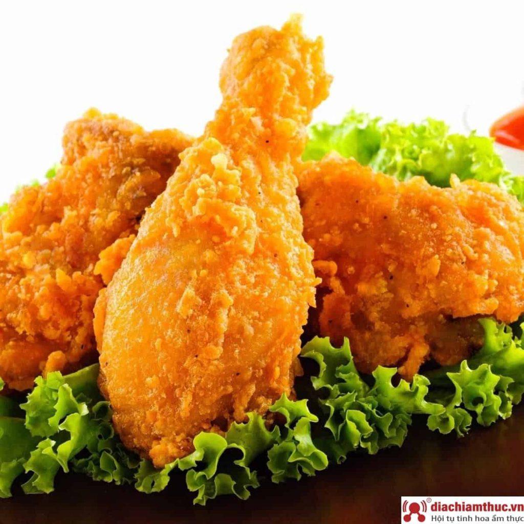 Quán gà rán ngon ở Quận Gò Vấp