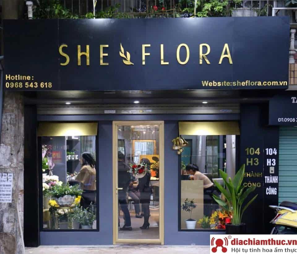 SHE Flora shop